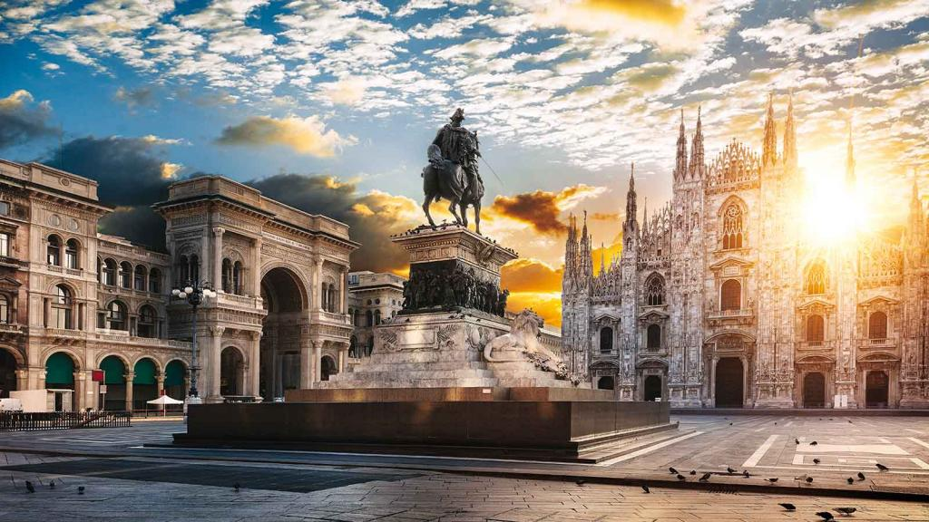 excursie City break in Milano