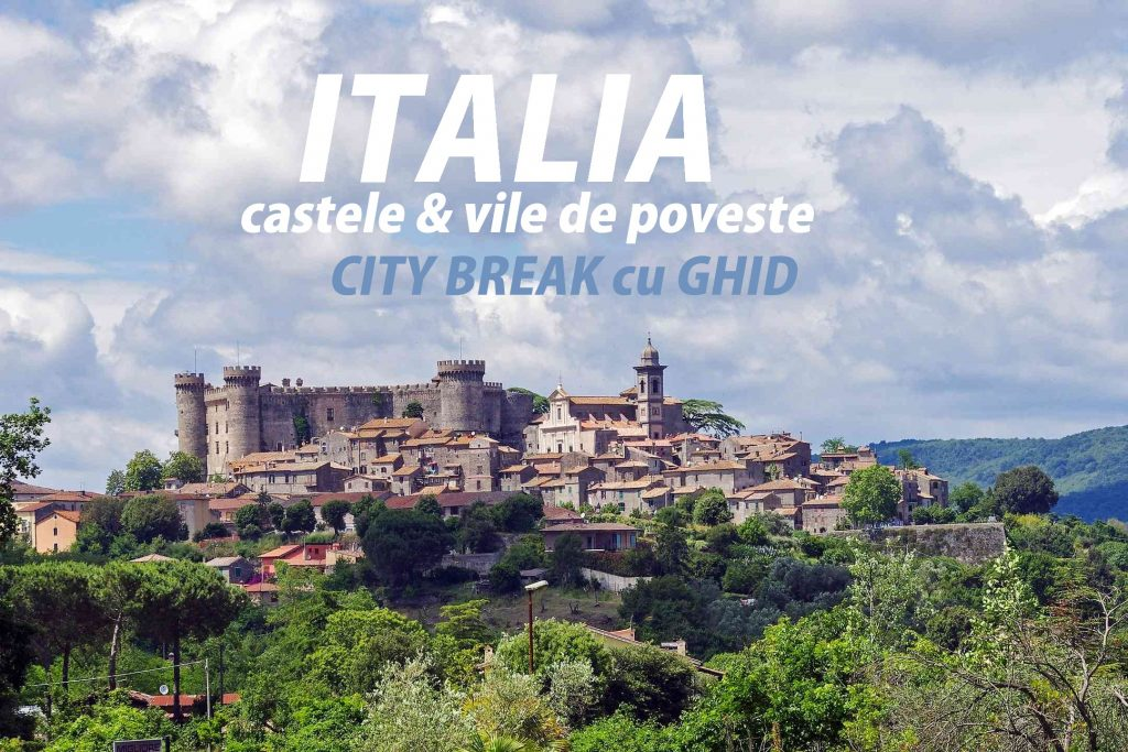 поездка City break cu ghid la Roma