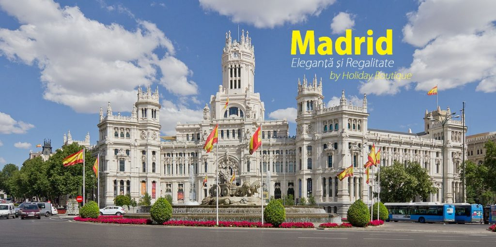 поездка City break cu ghid la Madrid